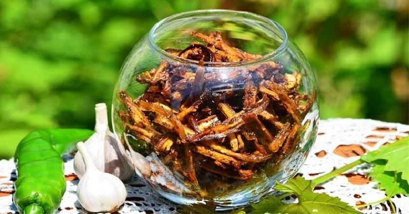 Интересные рецепты для разнообразия: что приготовить из сушеных баклажанов