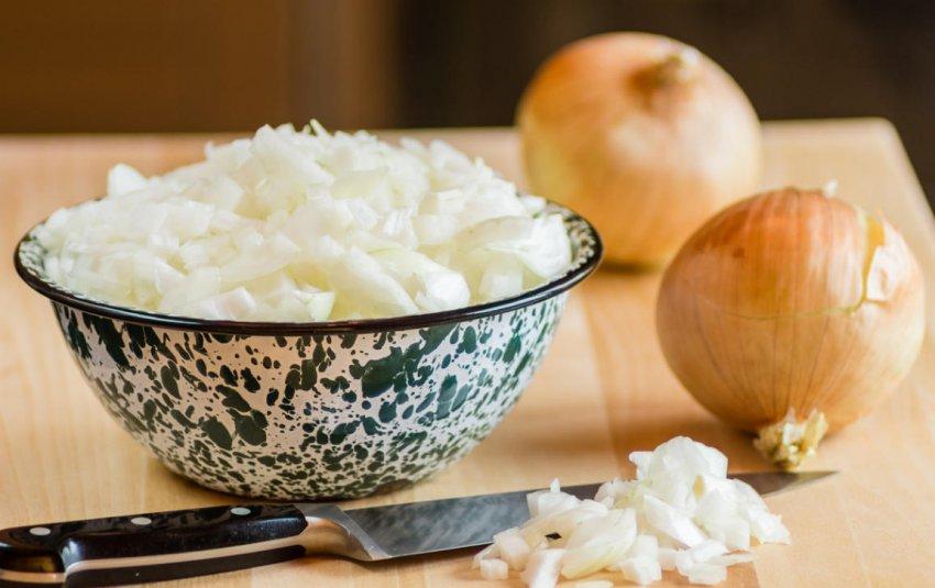 Сушеный лук в домашних условиях: рецепты и премудрости